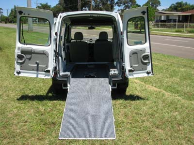 Renault Kangoo Wheelchair Accessible Vehicles, Wheelchair ...