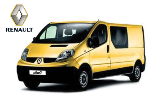 Renault Trafic - Wheelchair Vehicle Conversions for Older Model Vehicles