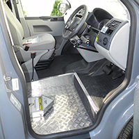 Freedom Self Drive Wheelchair accessible vehicle conversions gallery - Freedom-Drive-from-Wheelchair-Modification-(Side-View)