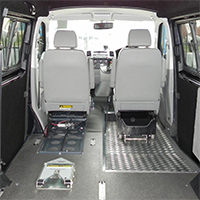 Freedom Self Drive Wheelchair accessible vehicle conversions gallery - Freedom-Modification