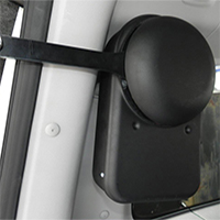 Freedom Self Drive Wheelchair access Modifications gallery - automatic rear hatch door opener