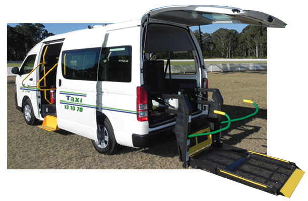 vw caddy wheelchair taxis - Wheelchair Accessible Taxis