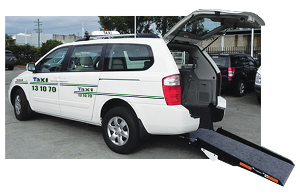 Kia Grand Carnival wheelchair taxis- Wheelchair Accessible Taxis