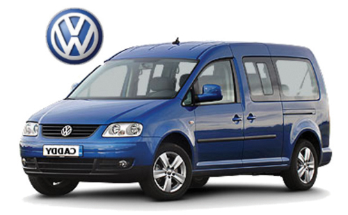 The Volkswagen Caddy Freedom Van wheelchair accessible conversion of standard vehicles