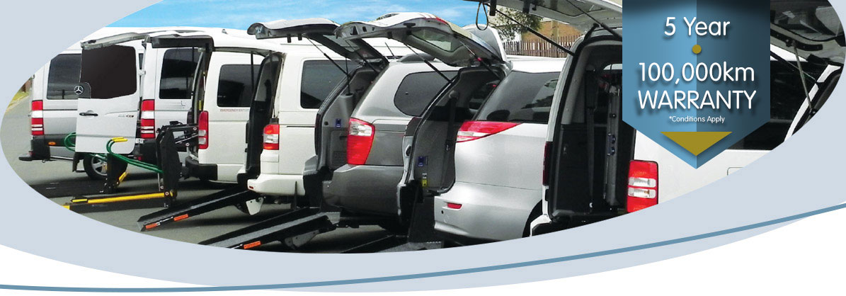 Freedom Motors Australia have been converting standard vehicles into wheelchair accessible vehicles since 1997.